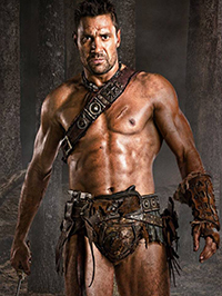 manu bennett Spartacus