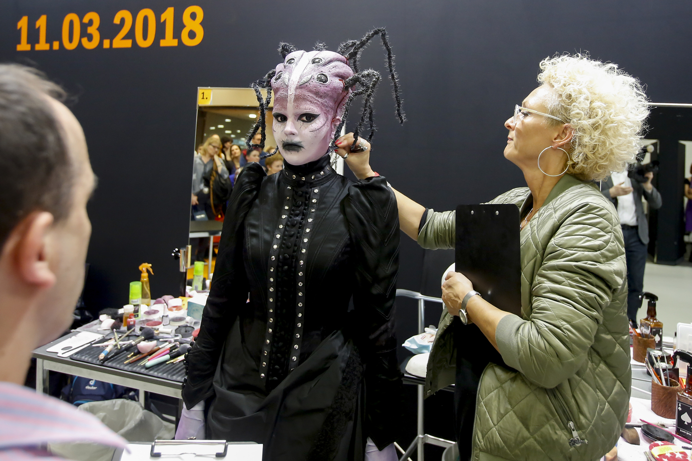 make up artist in düsseldprf
