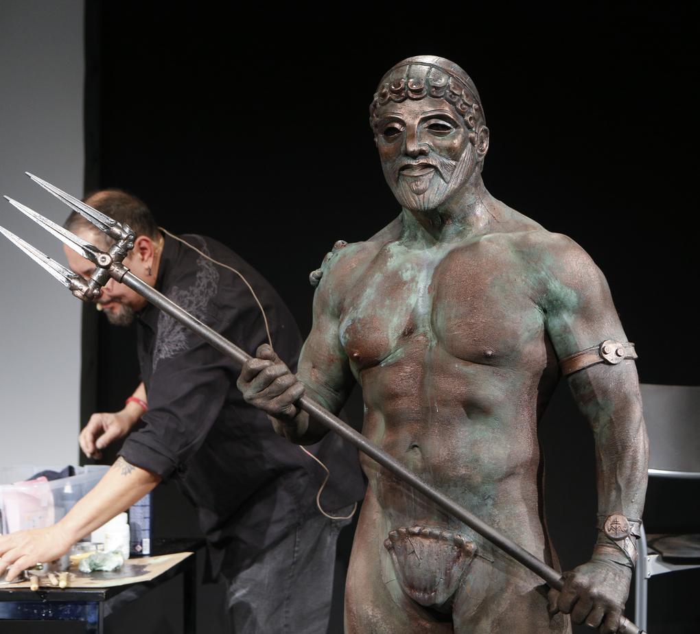 bodypainting statur