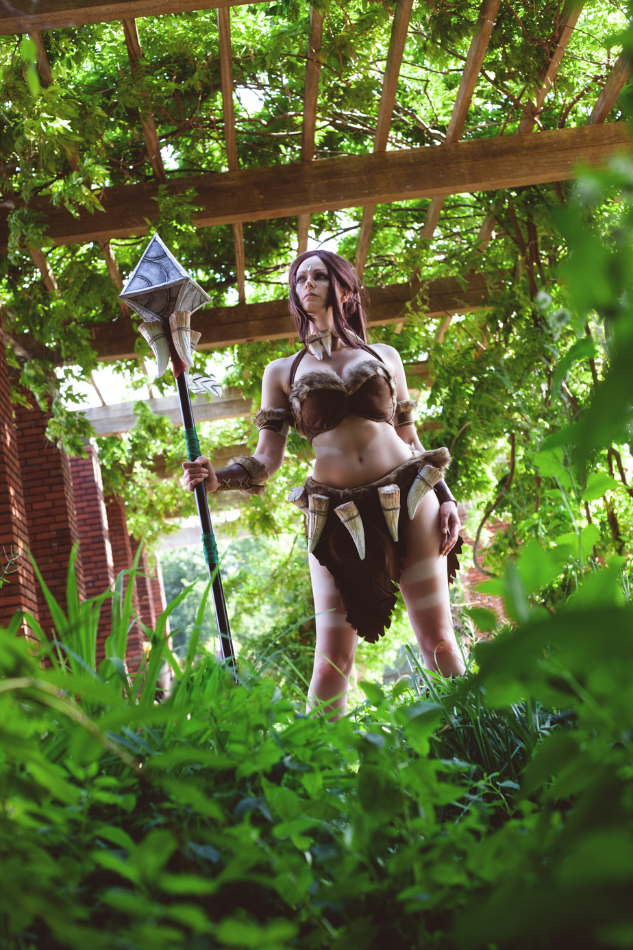nidalee cosplay by eden craft