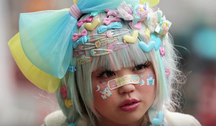 sweet harajuku descora style